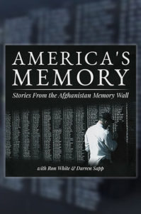 America's Memory - Stories from the Afghanistan Memory Wall